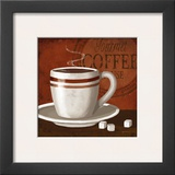 Gourmet Coffee Art by Kathy Middlebrook