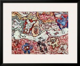 Calipette Posters by Jean Dubuffet