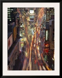 The Pulse of Times Square Poster