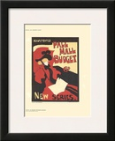 Pall Mall Budget Posters by Maurice Greiffenhagen