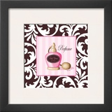 Perfume Print by Kathy Middlebrook