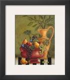 Fresco Fruit II Posters by Jillian Jeffrey