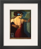 Mirror Dance Prints by Bill Brauer