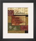 Believe Prints by Debbie DeWitt