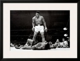 Muhammad Ali vs. Sonny Liston Prints