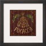 Focaccia Print by Susan Clickner
