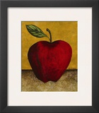 Apple Art by John Kime