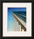 On the Edge Prints by Samy Charnine