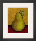 Pear Posters by John Kime