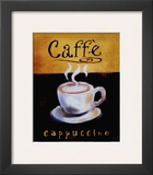 Caffe Cappuccino Art by Anthony Morrow