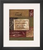 Truth Poster by Debbie DeWitt