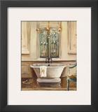 Classical Bath III Poster by Marilyn Hageman