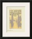 Exposition a La Bodiniere Art by Henri Guerard