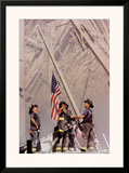 Ground Zero, NYFD Prints by Thomas E. Franklin