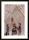 Ground Zero, NYFD Prints by Thomas E. Franklin