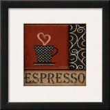 Espresso Art by Jennifer Pugh
