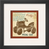 Vintage Pedal Car Prints by Jo Moulton