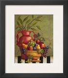 Fresco Fruit I Prints by Jillian Jeffrey