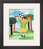 I Love Sports Posters by Maria Carluccio