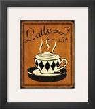 Retro Coffee IV Prints by N. Harbick
