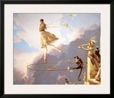 Tuesday's Child Posters by Michael Parkes