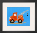 Big Tow Company Prints by Anthony Morrow