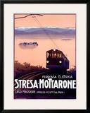 Stessa Mottarone Framed Giclee Print