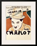 Charlot Framed Giclee Print by  Tranchant