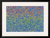 Puzzle II - Blau Posters by Oliver Loetz