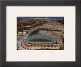 Milwaukee Brewers - Miller Park Art by Mike Smith