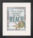 Live Every Moment Prints by Todd Williams