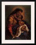 Madonna and Child Posters by Tim Ashkar