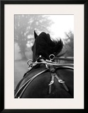 Cantering Framed Giclee Print by Mary Cornelius