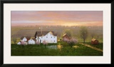 Spring Rain Prints by Raymond Knaub