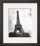 Eiffel Tower II Prints by Alison Jerry