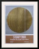 Expo Sydney 2000 Print by Rafael Jesus Soto