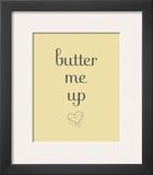 Butter Print
