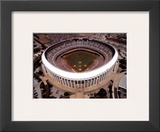 Veterans Stadium - Philadelphia, Pennsylvania (Baseball) Art by Mike Smith