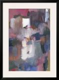 Elation Framed Giclee Print by Nancy Ortenstone