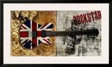 Rockstar Poster by Steven Hill