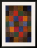 New Harmony, 1936 Art by Paul Klee