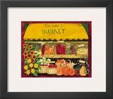 Farmer's Market Prints by Dan Dipaolo