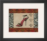 Fashion Shoe II Prints by Sophie Devereux