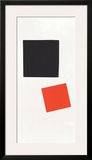 Painting Suprematism, c.1915-16 Prints by Kasimir Malevich