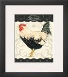 Le Coq II Posters by Gwendolyn Babbitt