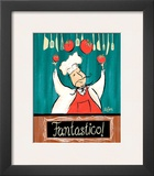 Culinarian IV Posters by Rebecca Lyon