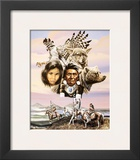 Flight Of The Tribe Prints by Gary Ampel