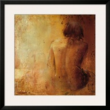 Nude I Posters by Heleen Vriesendorp
