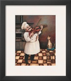 Chef I Prints by T. C. Chiu