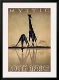 Mystic South Africa Posters by Gayle Ullman